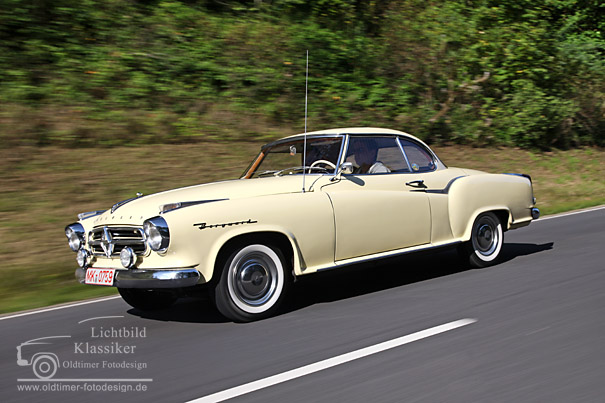 Fotos Borgward Isabella Coupe 1961 Oldtimer Bilder